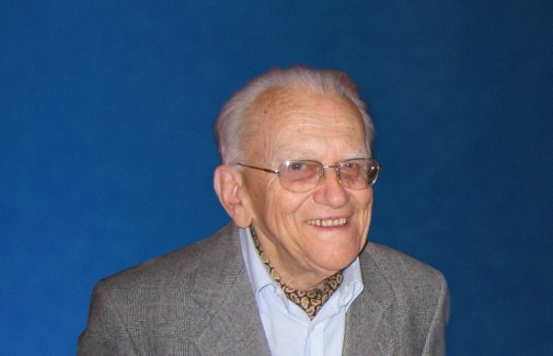 François Chevalier vers 1995