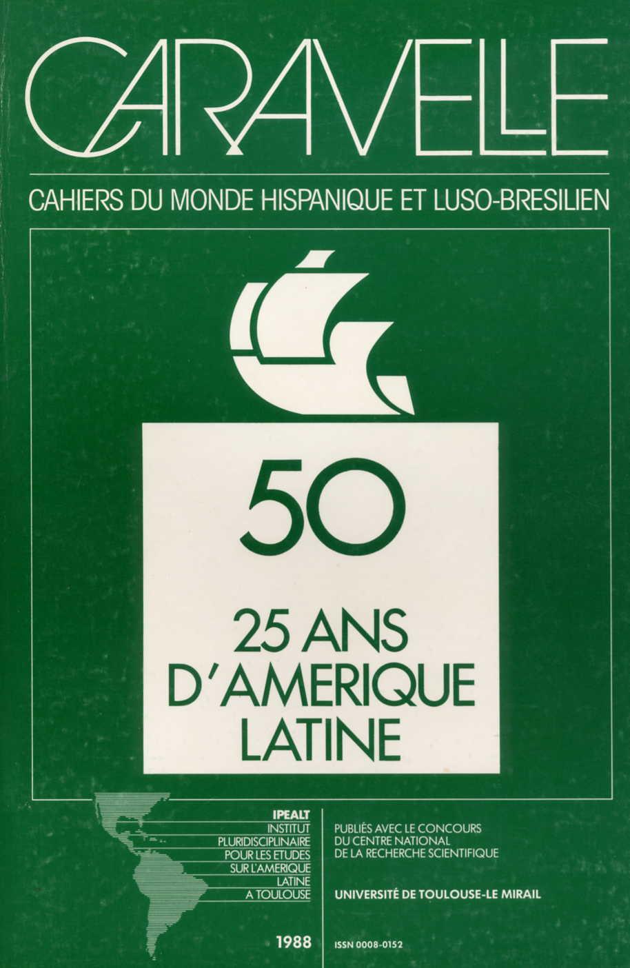 couverture de Caravelle au bout d'un quart de siècle, à mi-parcourt