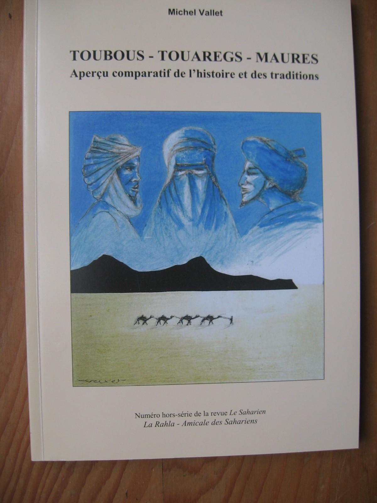 couverture du livre de Michel Valet