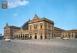 Séville, la gare ferroviaire