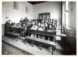 Une des premières créations scolaires pour la formation des élites marocaines, le Collège Moulay Idriss