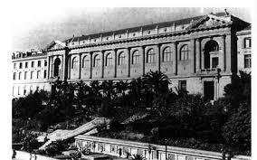 Université d'Alger, sans doute années 1930