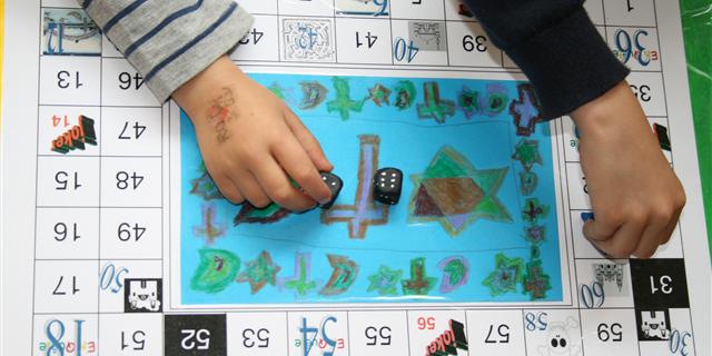 jouer avec les symboles religieux pour la tolérance