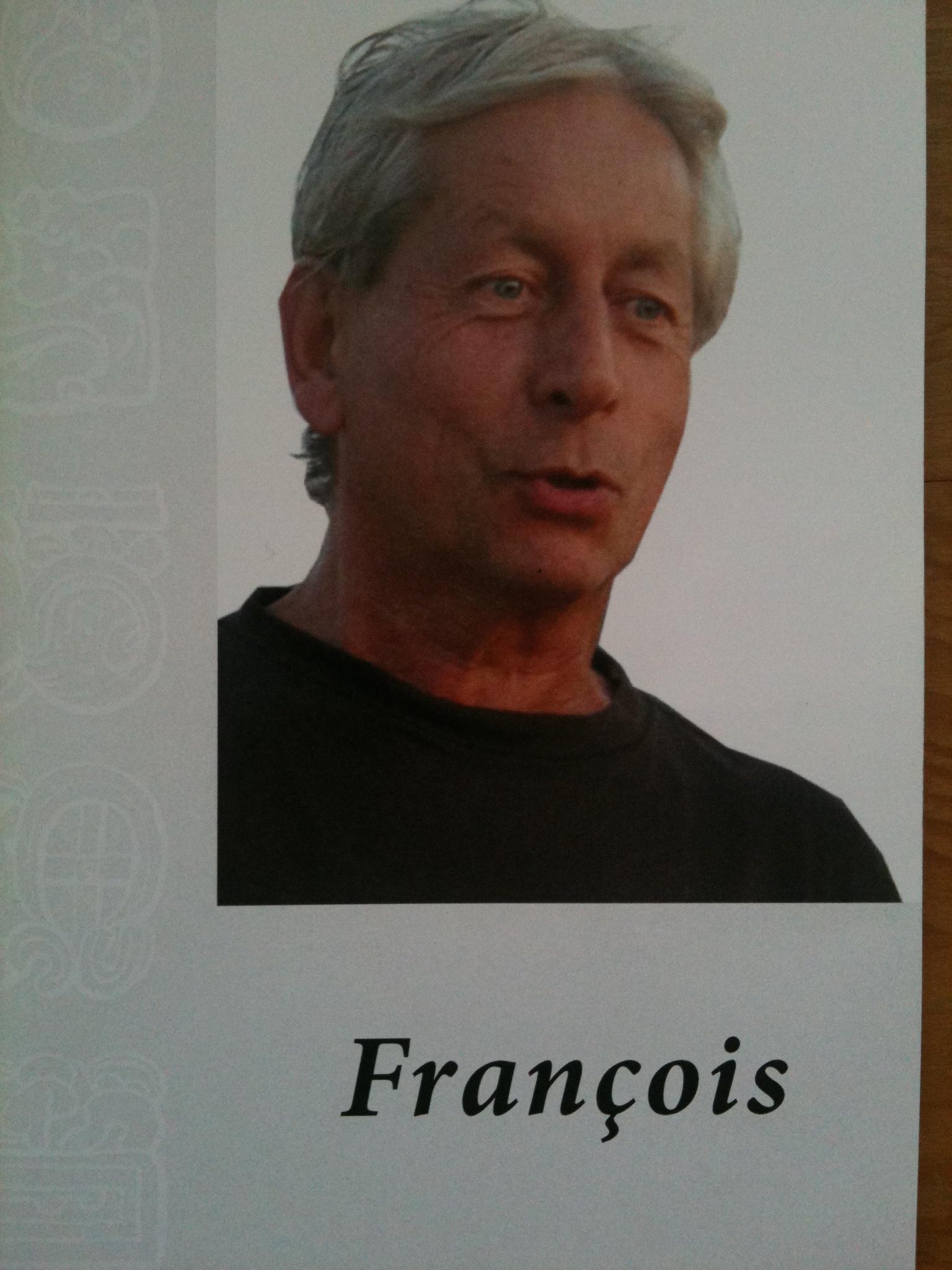 couverture de la brochure amicale d'avril 2014