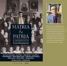 portada homenaje a Luis Gonzalez